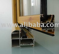 Aluminium Profiles for Doors & Windows