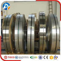 Wuxi Stainless steel producer cold rolled strips 304 manufacturer