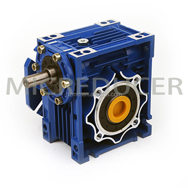 Chinese ISO9001 Certificate Mini Aluminium Alloy Speed Reductor with AC Motor