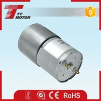 Permanent magnet micro electric motors for roller shutter doors