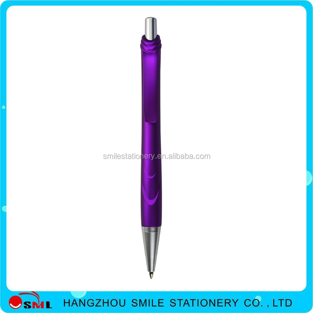 plastic tatoo pen advertising ballpoint pen for promotion