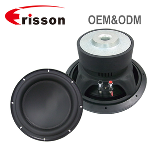 Wholesales High Quality China Woofer Price 10 Inch 300w Sub Woofer Car Subwoofer Speaker