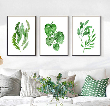 Multi Pieces Custom Decorative Wall Art Print on Dafen Canvas