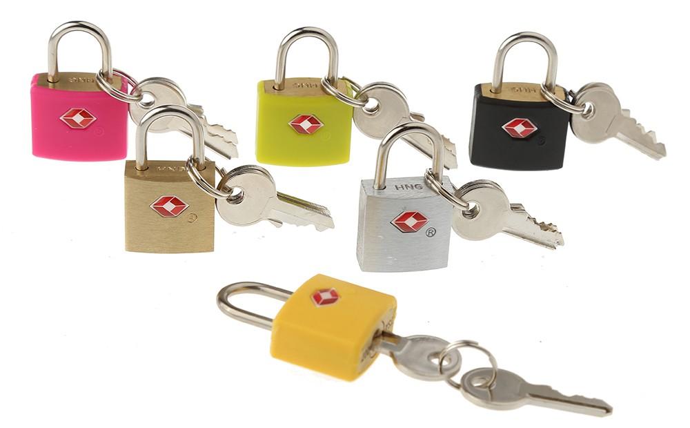 tsa 386 brass tsa padlocks with key changhao