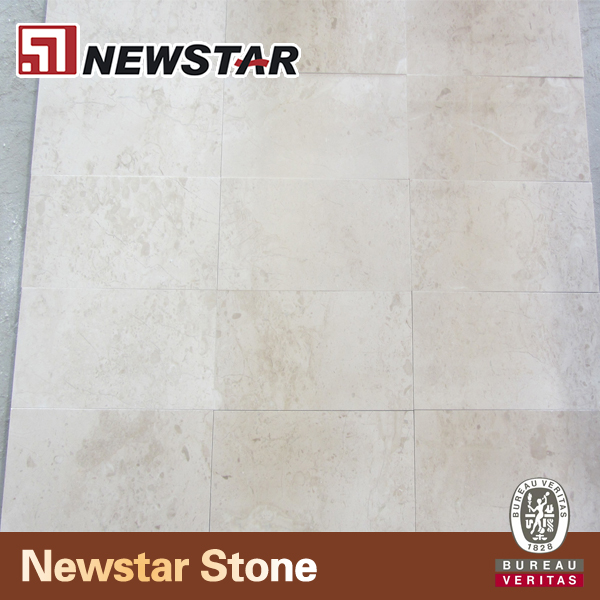Polished chinese beige cream jade marble tiles