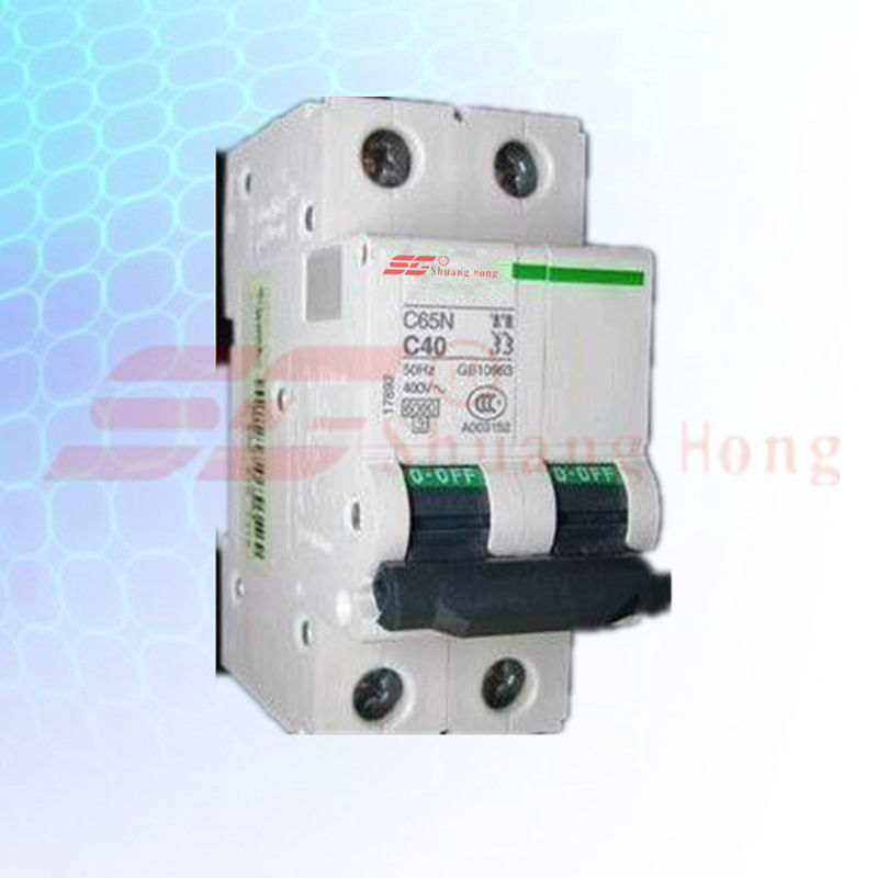 6A16A25A32A63amp 6KA 230/400V mcb SG602 Series good price mccb switch electrical breakers merlin gerin mini circuit breaker