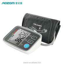 Hot Manufacturers Hospital Upper Arm Digital Blood Pressure Monitor with FDA Approval