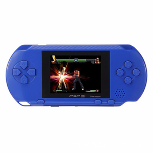 Hot Selling PXP3 2.8 Inch Handheld Game Player With Game card Support 16 bit Game Console to connect to the TV
