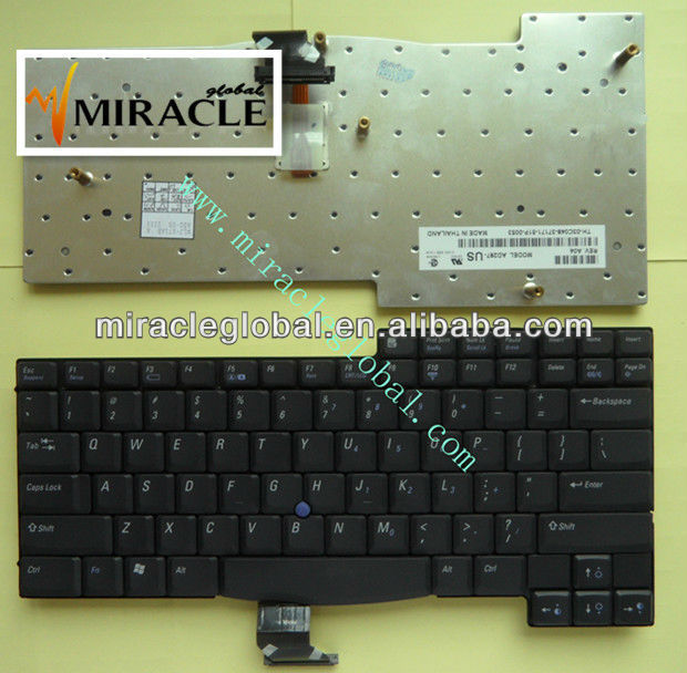 New laptop keyboard for dell PP01L 4000 4100 C640 C600 C610 C500 C510 keyboard US layout