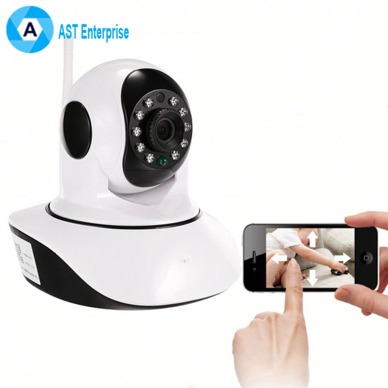 Onvif H.264 Wireless P2P IP Camera Factory Supply Best Price WIFI PTZ Camera Module