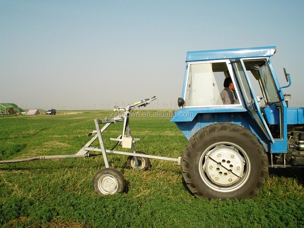 Agricultural Irrigation Parts : Easy operation farm irrigation sprinkler equipment