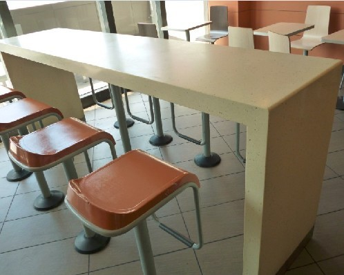 Long Breakfast Bar Table And Chair For Restaurant Product On Alibaba