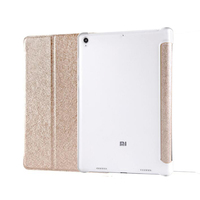 China Made Universal Pattern Hairline Flip Tablet Leather Cover Case For MI Pad 3 7.9 Inch