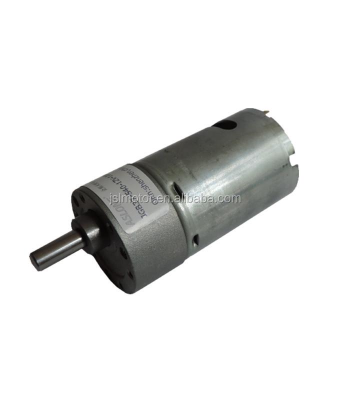 Aslong 12 1600rpm High Torque Jgb37 540 Dc Right Angle