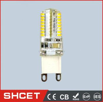 2016 Ce Cb Rohs Mini G9 2w 4000k G9 Led Light Bulb