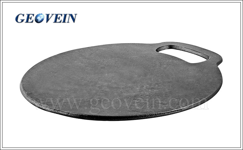 Best Selling Dia 27cm Traditional Cast Iron Baking Stone