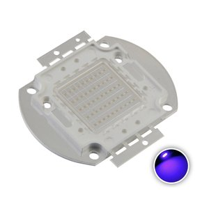 Epileds 45mil uv led 395nm 10w 30w 50w 100w high brightness COB led for curing