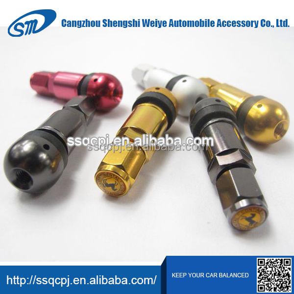 China supplier hot-sell tire tube valve cap,bicycle tire valve,flexible tire valve extension
