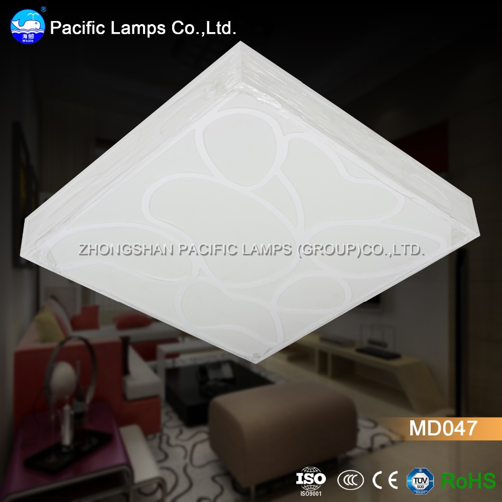 Led Bathroom Ceiling Light With Plastic Covers