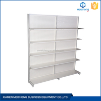 Each layer carrying up to 30-150kg removable steel supermarket gondola shelf