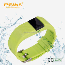 Corporate gifts advertising smart silicone rubber bracelet silicone wristband
