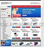 Free Trail E-commerce Website Connect High Quality Supplier Provide Customers Various Secure Payment Shipping