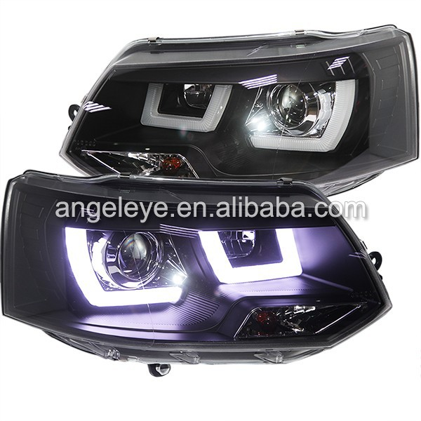 For Volkswagen T5 Caravelle Multivan 2011-2013 year LED Head Lamps JY