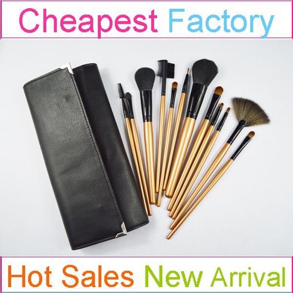 China Makeup Brushes Factory 12pcs Private Label Vegan Cosmetics ...