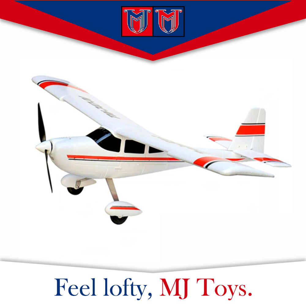 Hot selling Epo light weight material 2.4G kt remote rc plane toy with remote control