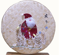 eco-friendly 3D christmas home wall hanging decoration