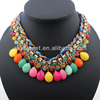 Handmade beaded necklace, Jewelry manufacturer, Chunky necklace(SWTN1197)