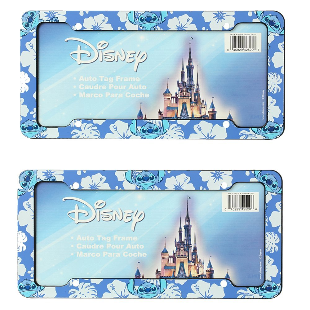 Disney Fairies Tink Tinkerbell  Plastic License Plate Frame Car Truck SUV Van