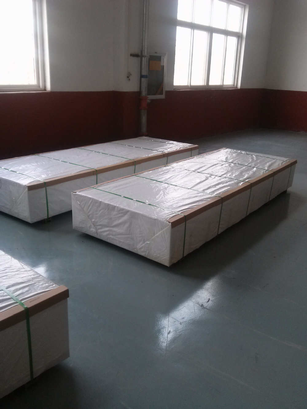 Balcony solid grey colored laminate flooring buy colored for Solid laminate flooring