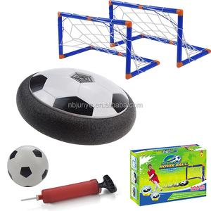 Led Lighting and Music Indoor Sports Game Football Soccer Air Flying hover ball