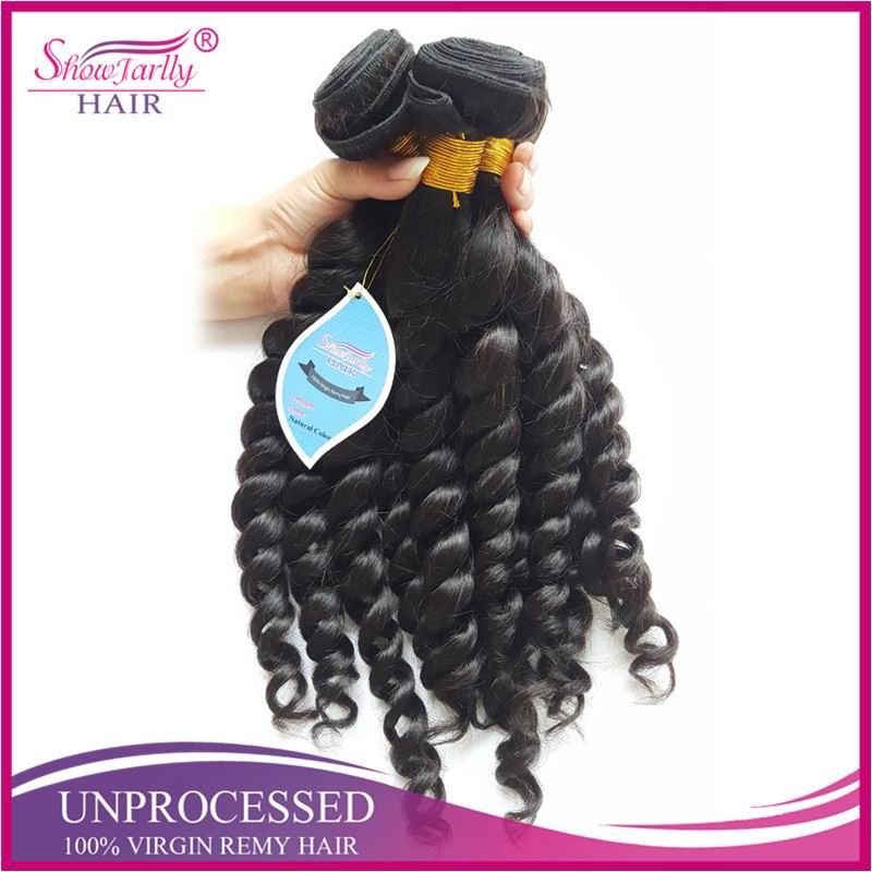 100 Human Hair Extension Wholesale French Curl Crochet Braids Hair