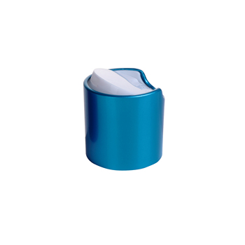 Wholesale customized good quality 24 28 mm plastic cap