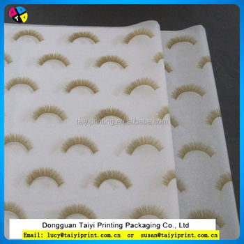 paw print tissue paper gift wrapping paper cheap
