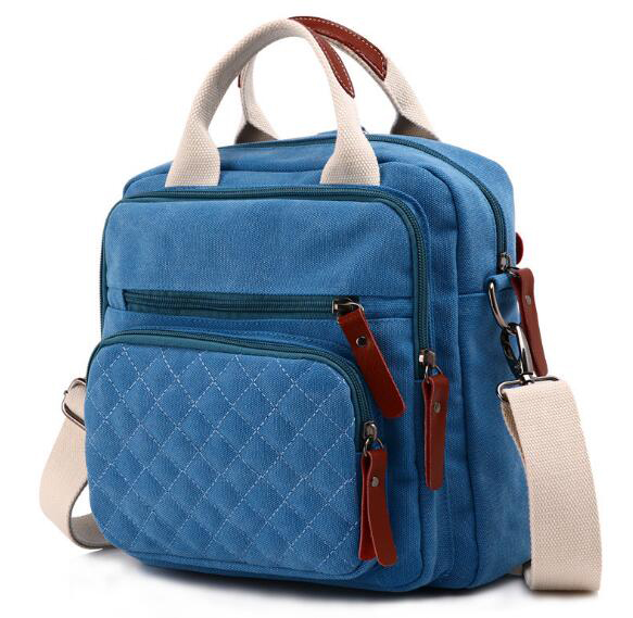 High Quality Small Tote Canvas Diaper Bag