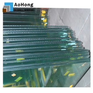 6mm 8mm 10mm 12mm 15mm safety Tempered laminated glass Clear Fence Panels