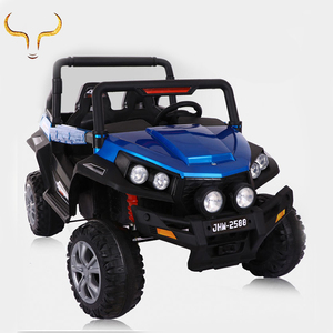Cool style battery operated baby electric ride on jeep car 12V kids automatic car toy