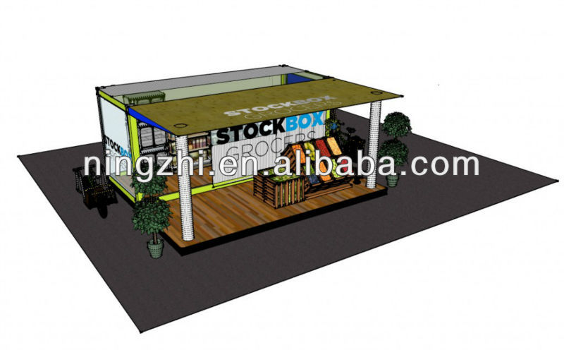 Economical Combined Container shops