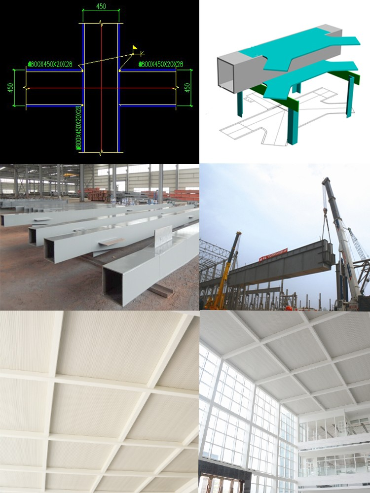 steel box beam