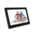 Wall mounted Advertising Digital Photo Frame 12 inch with MP3 MP4 Loop Videos
