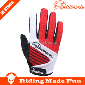 RIGWARL leather horse riding gloves