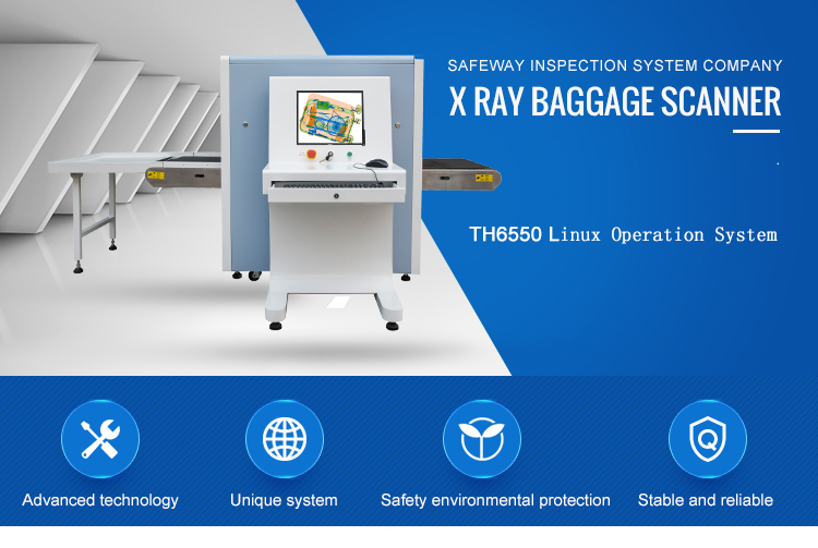 Cost Effective Linux System X Ray Baggage Inspection System Scanner Widely  Used At Bank Hotel And Important Meeting - Buy X Ray Baggage Scanner,X Ray