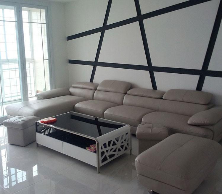 Dubai Leather Sofa Bed - Buy Dubai Leather Sofa Bed,Dubai Leather Sofa
