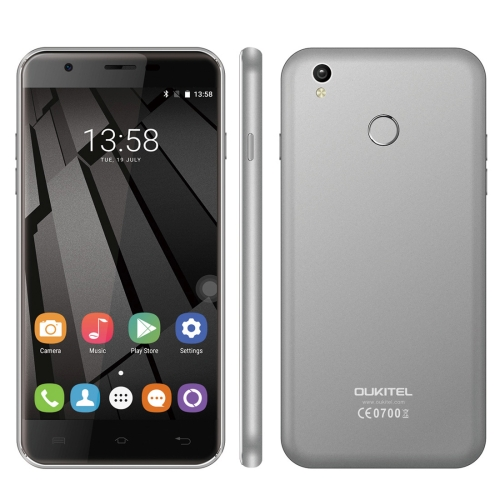 Free Sample Dropshipping original in stock OUKITEL U7 Plus, 2GB+16GB, 2G 3G 4G 5G Smartphone mobile phone