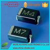 SMD Diode M4 M7 Rectifier Diode