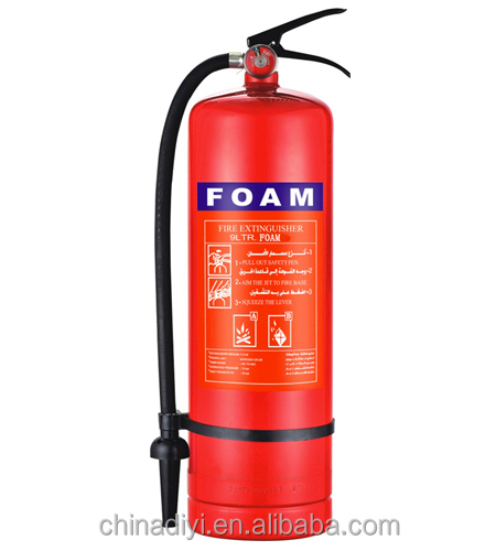 Decorative Fire Extinguisher fire extinguisher 9 liter-source quality fire extinguisher 9 liter