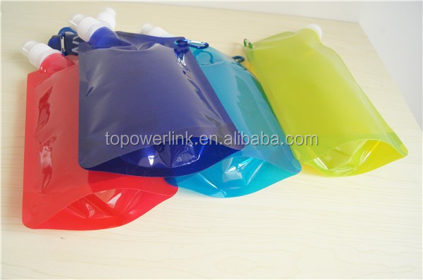 Private Label Baby Food Reusable Pouch With Apple Cap For Baby Food Packaging Spout Pouch